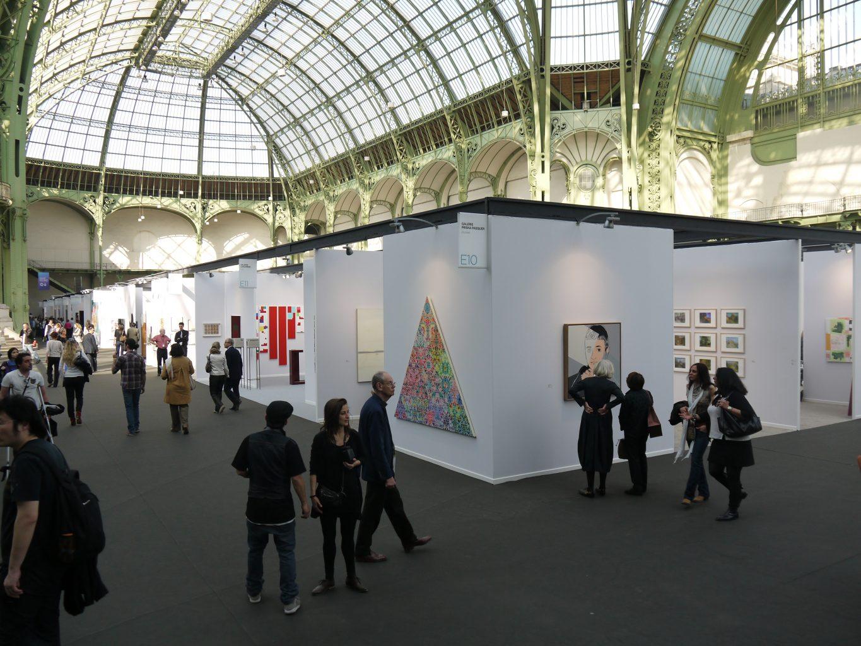 Photo Grand Palais, Art Paris Art Fair 2012