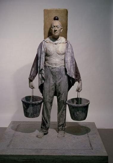 John Davies, The Bucket Man, 1974