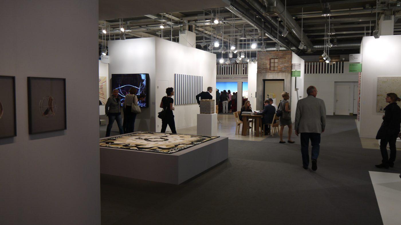 Art Basel, hall 2