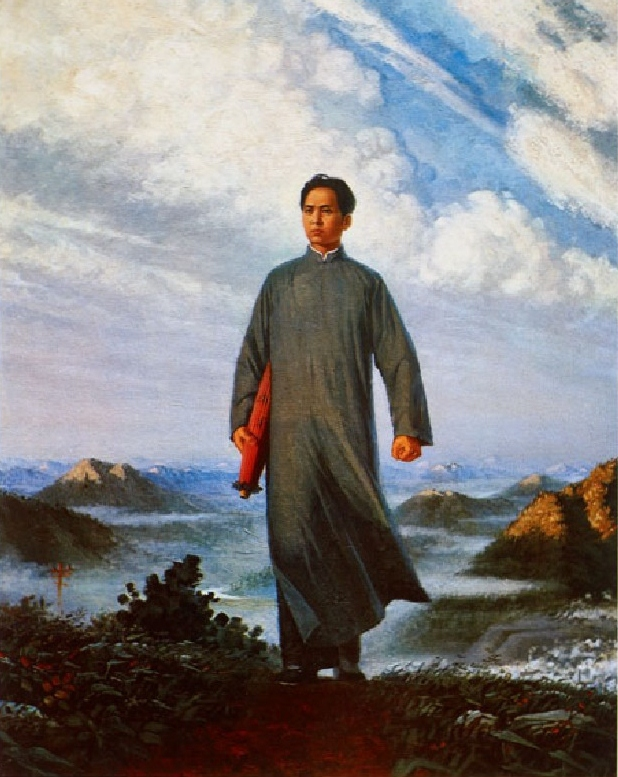 Lia Chunhua, Chairman Mao goes to Anyuan, 1968