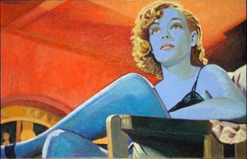 Claude Gazier, Simone Signoret, 2004