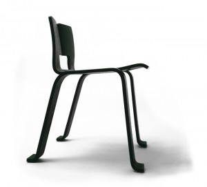 Charlotte Perriand, réédition chaise OMBRA TOKYO, Cassina