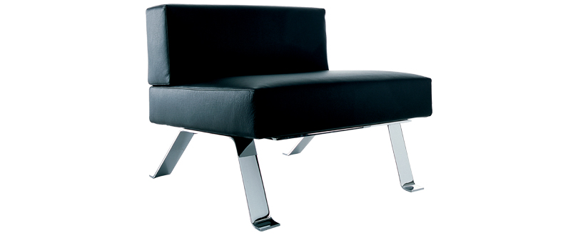 Charlotte Perriand, réédition Fauteuil OMBRA, Cassina