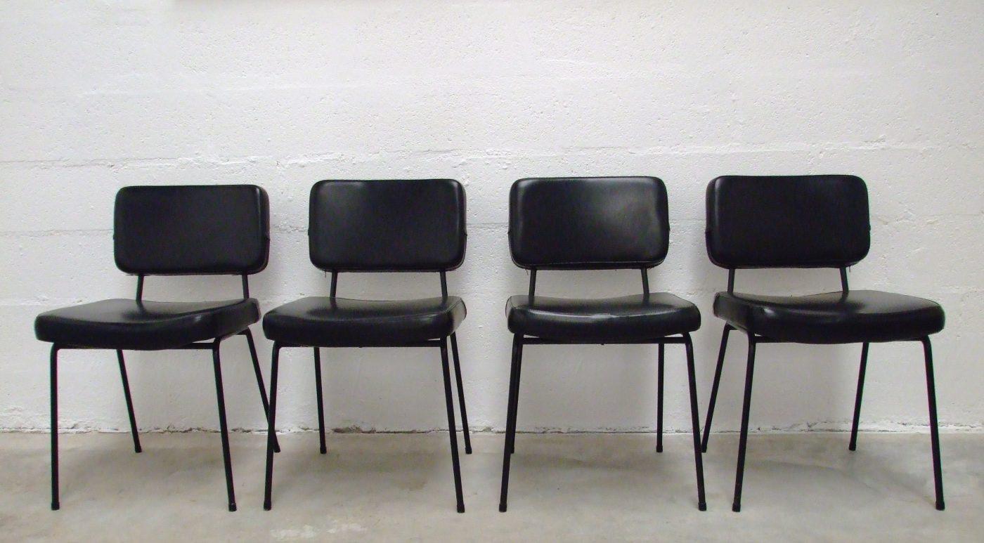 André Simard, 4 chaises éditions Airborne, crédit photo Galerie Olivier Harlingue