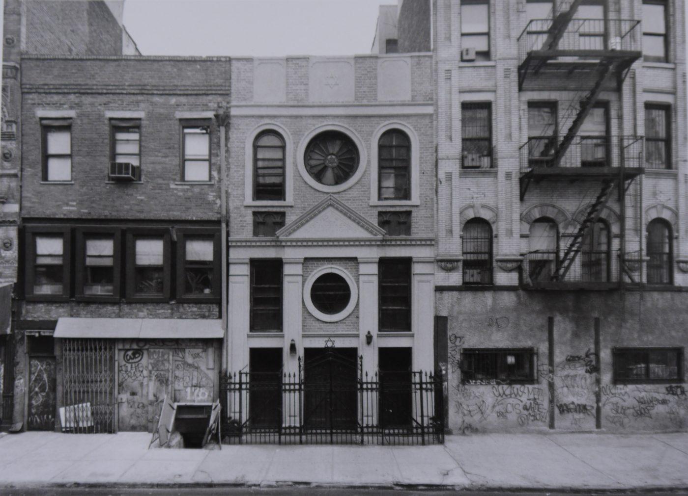 Petra Wunderlich, Cong. B'Nai Yaakov, N.Y.C., 1995