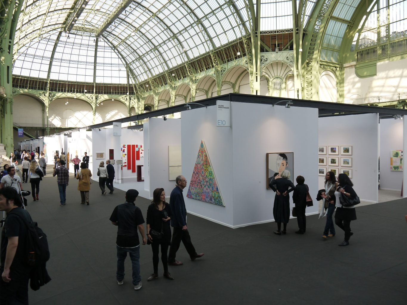 Photo Grand Palais, Art Paris Art Fair 2012