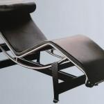 Chaise longue LC4 (Le Corbusier, Pierre Jeanneret, Charlotte Perriand)