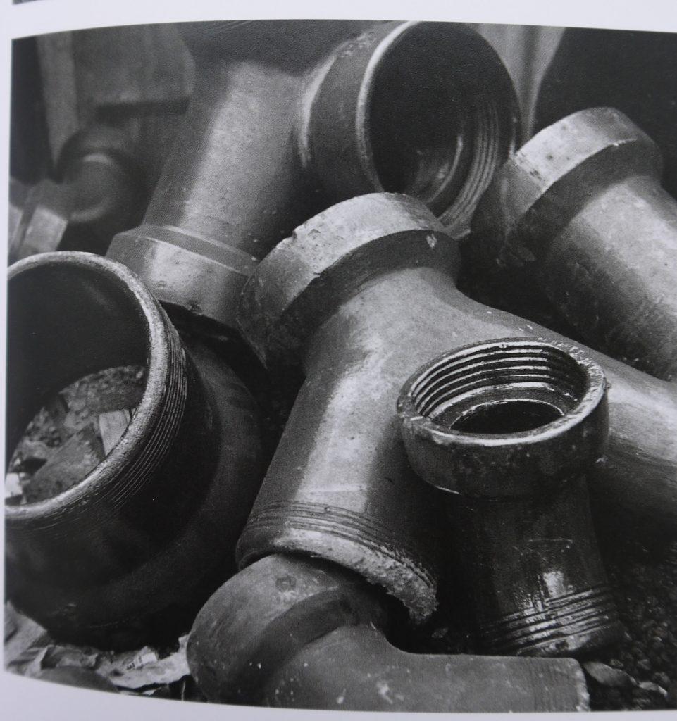 Tuyaux, Charlotte Perraind et Pierre Jeanneret, 1933