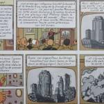 Hergé, L'Affaire Tournesol extrait, 1956