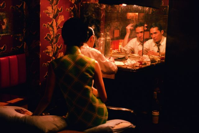Wong Kar Wai, 2000, In the Mood for love scène du film