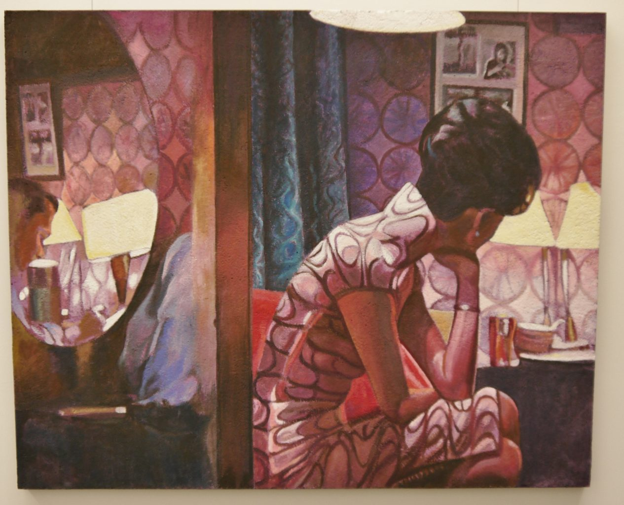 Claude Gazier, In the Mood for love, 2012