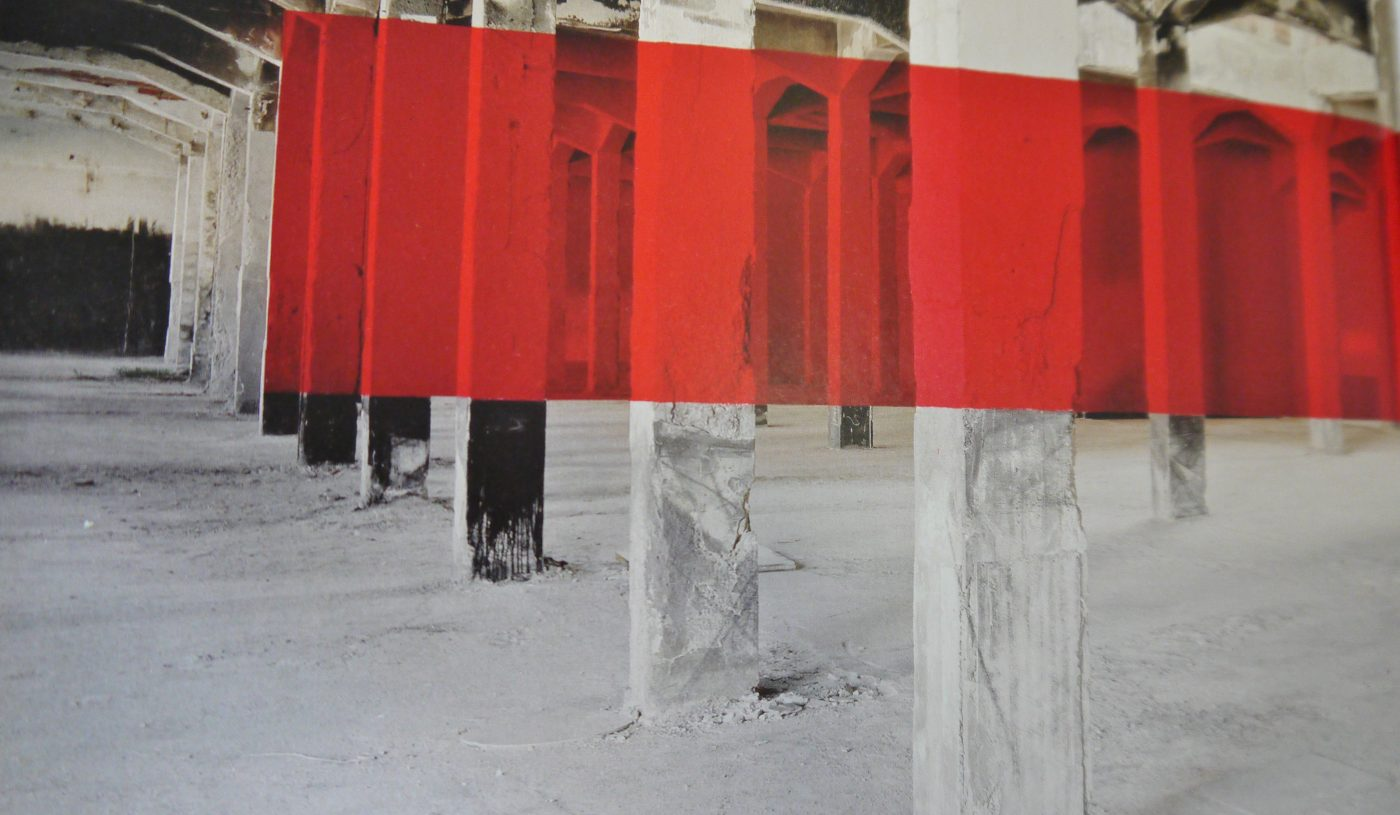 Georges Rousse, Vitry 2007