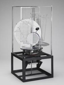 Lazlo Moholy Nagy, Modulateur d'Espace Lumière, 1922-1930