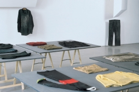 Bojan Šarčević, Favourite Clothes Worn While She or He Worked, 2000