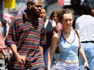 Beat Streuli, 8th Avenue 35th Street NYC , 2002