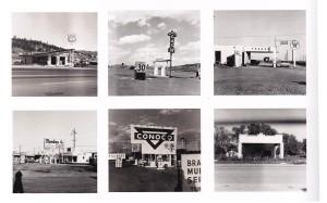 EdRuscha, Série Twentysix Gasoline Stations