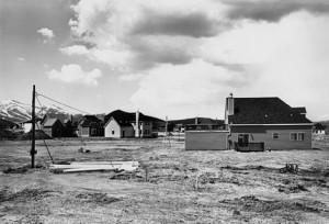 Lewis Baltz, Park City 26 (Prospector Park, Subdivision Phase III, Lot 127), 1979