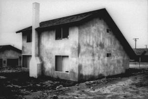 Lewis Baltz, Tract House n°15, 1971