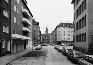 Thomas Struth, Düsselstrasse, Düsseldorf, 1979