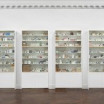 Damien Hirst, from the series The Complete Medicine Cabinets, 1988-1997