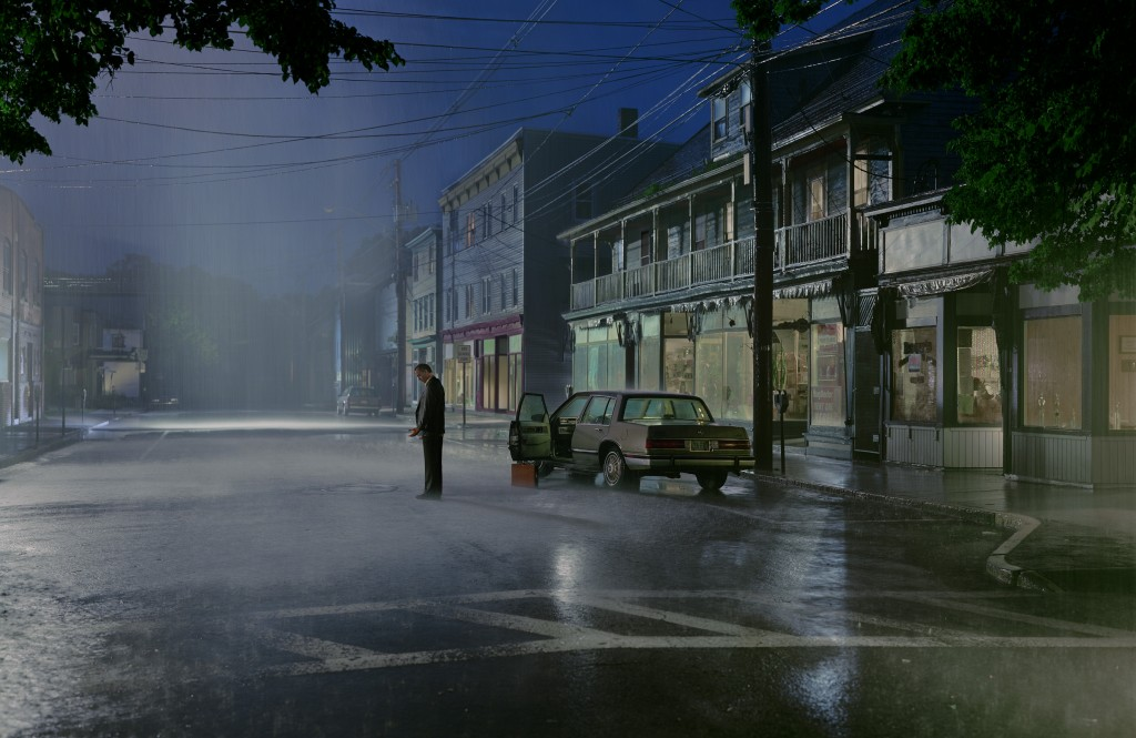 Gregory Crewdson, From the series Beneath the Roses, 2003-2005