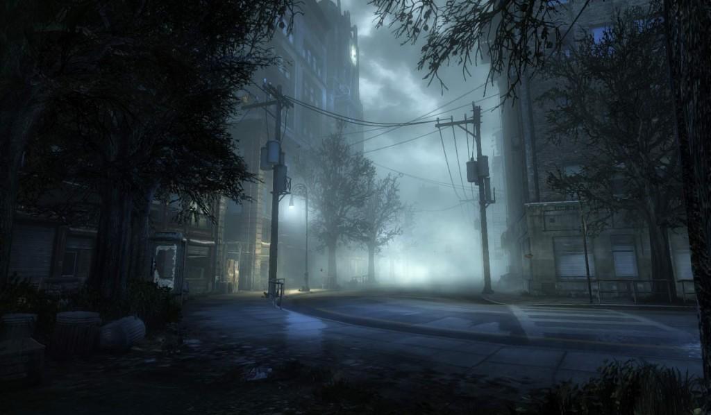 Silent Hill : Downpour, Konami, sortie 29/03/2012