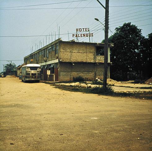 Robert Smithson, Hotel Palenque, 1969