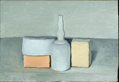 Giorgio Morandi, Still Life, 1955