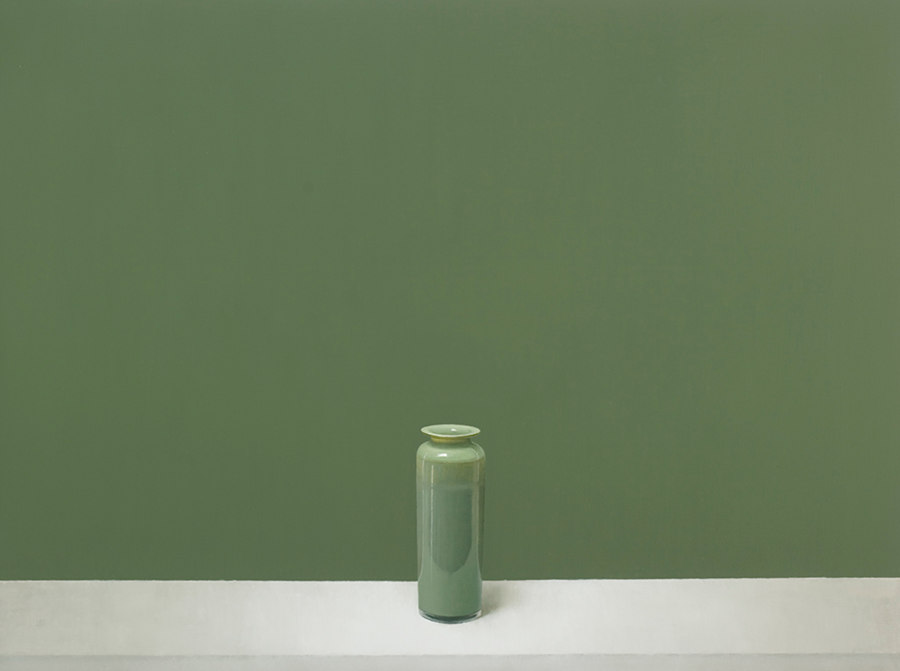 Paul Riley, Green Column, 2012