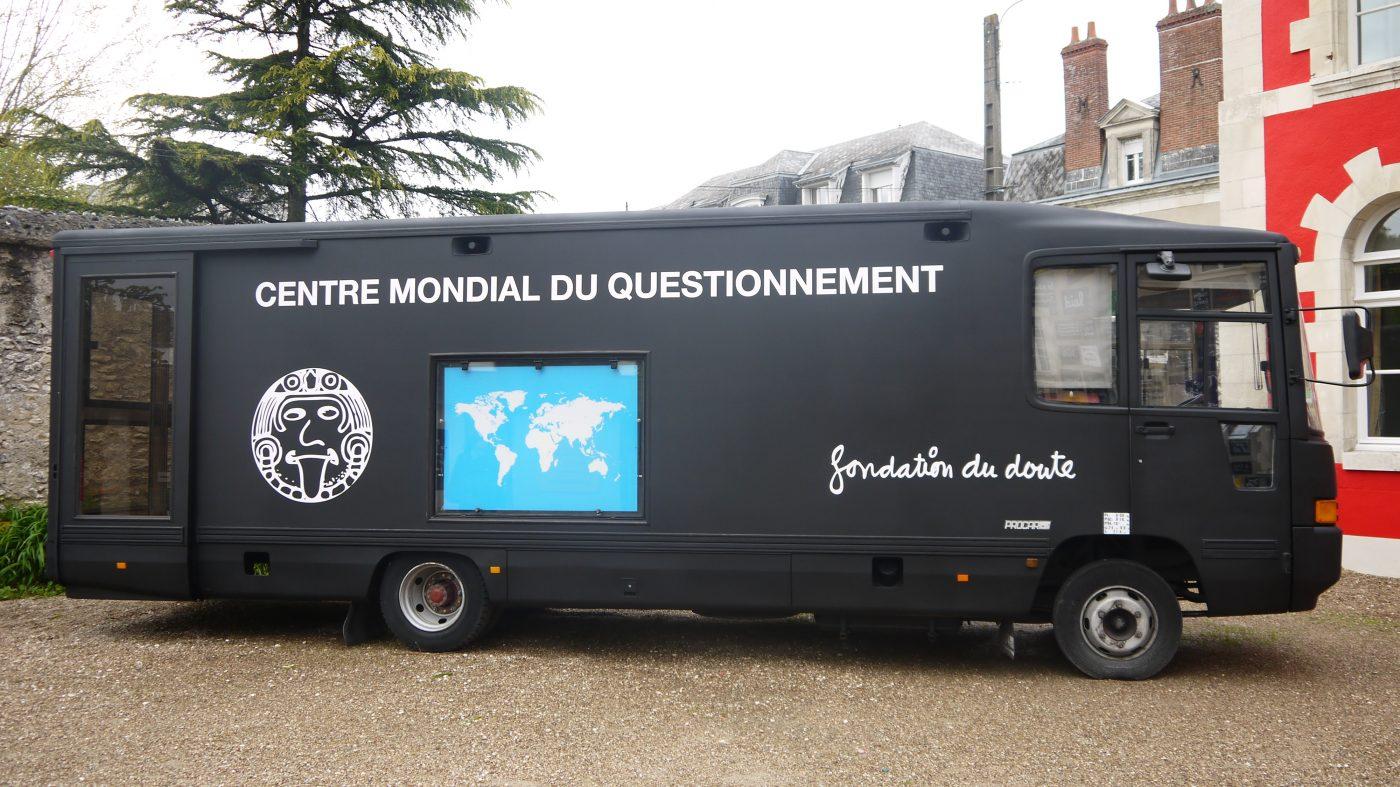 Ben, Centre Mondial du Questionnement, Cour du Doute