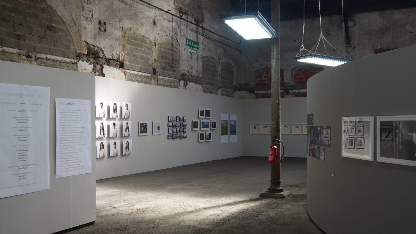 Rencontres d'Arles 2012, vue d'une exposition