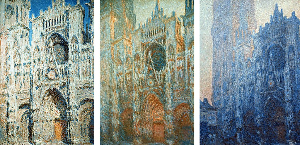 Claude Monet, Cathedrale de Rouen, 1892-1894