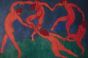 Henri Matisse, La Danse (2ème version), 1909-1910