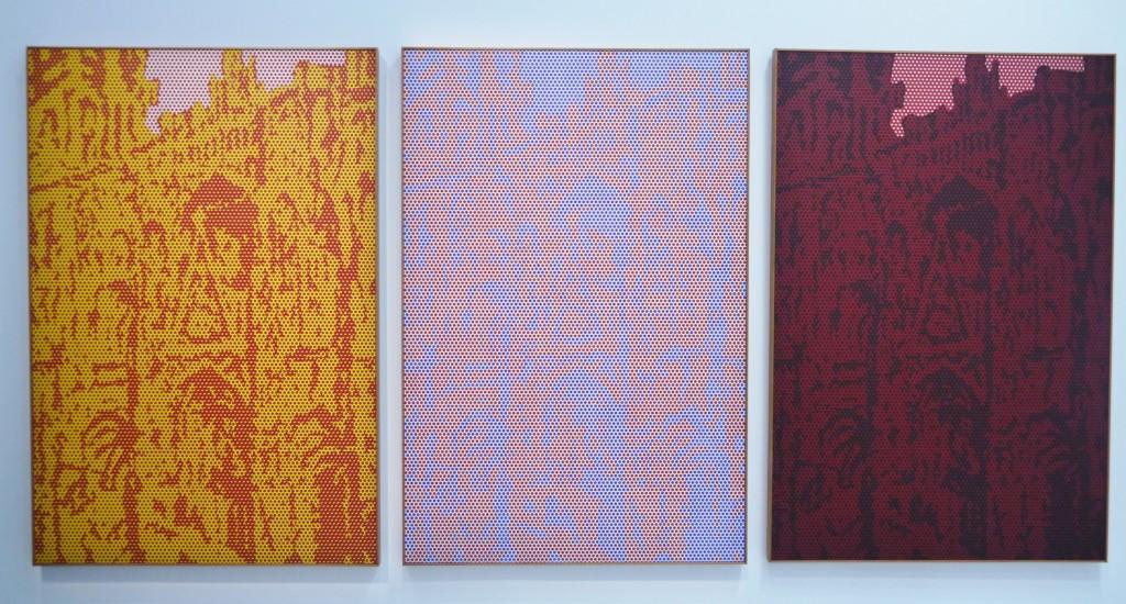 Roy Lichtenstein, Rouen Cathedral Set V, 1969