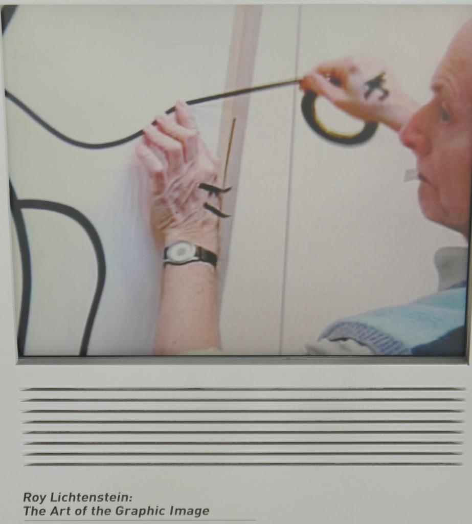 The Art of Graphic Image, Franck Cantor, 1994, capture d'écran