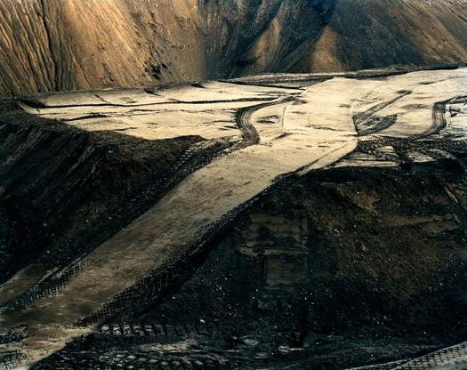 Pétur Thomsen, série Imported Landscape, 2003-to be continued