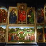 Hubert & Jan Van Eyck, Het Lam Gods - l'Agneau de Dieu -, 1432