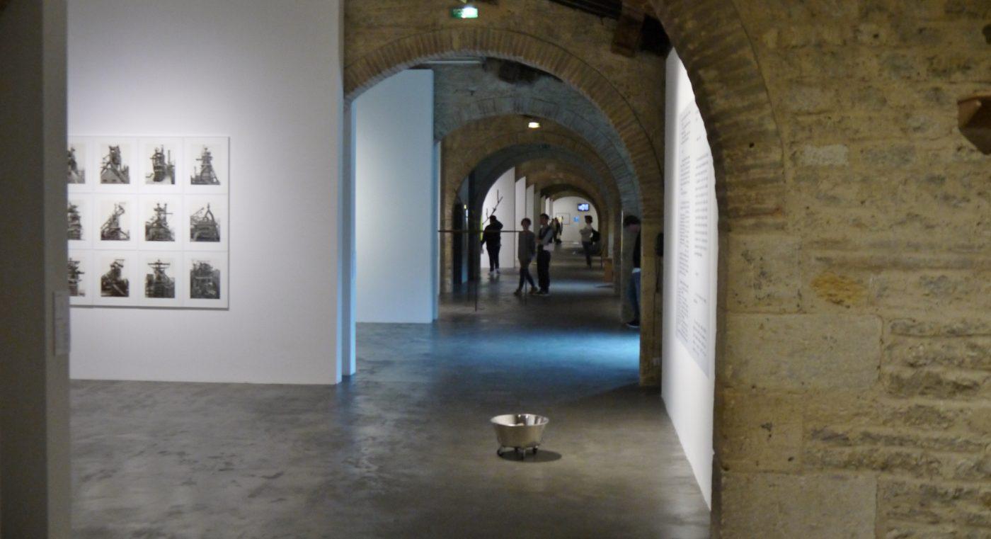 CAPC, à l'étage, exposition La Sentinelle