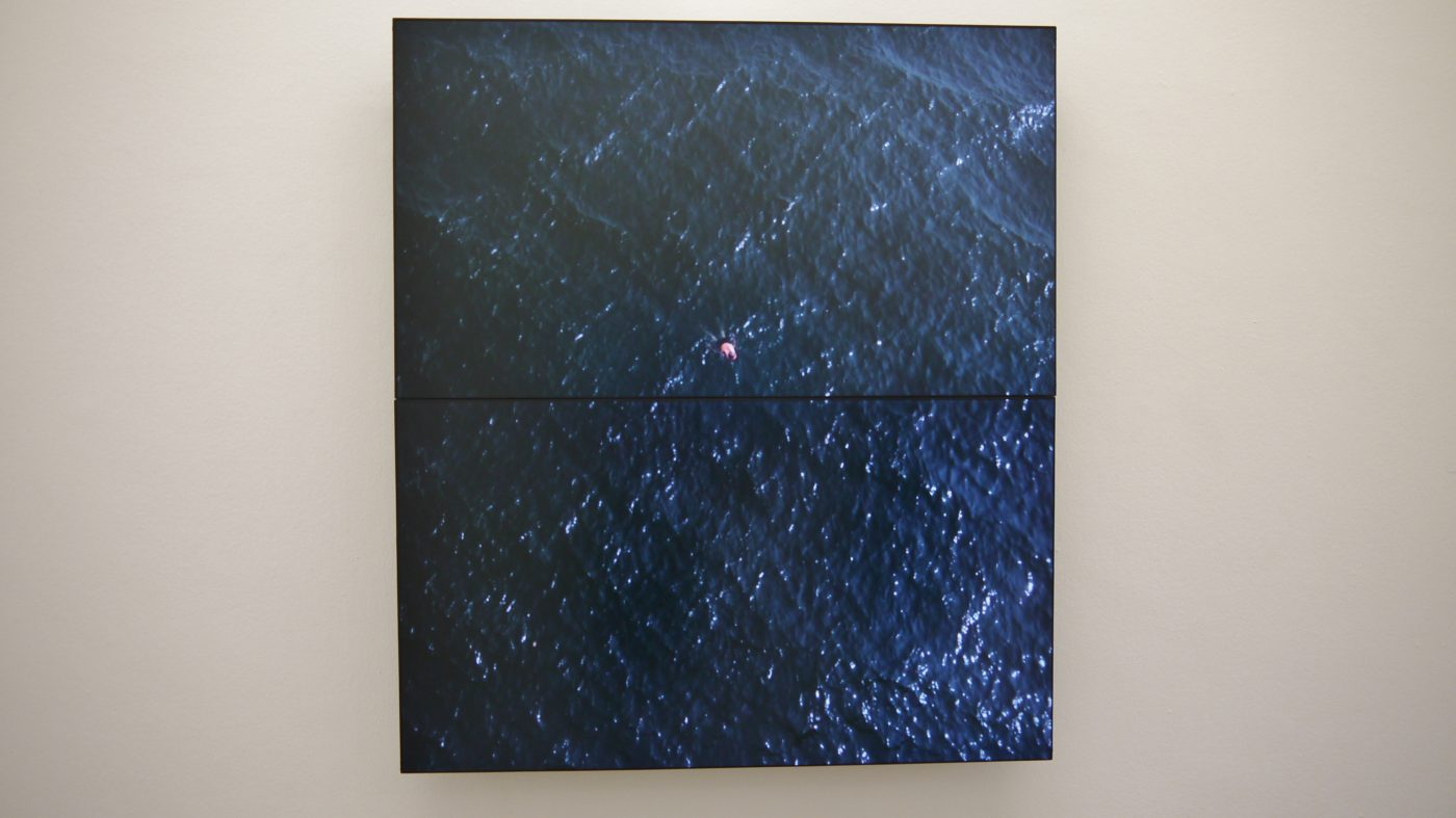 Charles Lim, Sea state : Drift (Stay Still Now to Move, 2013.