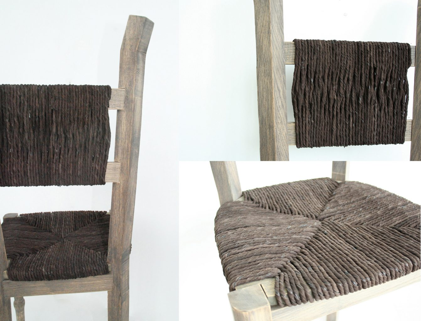 Mélanie Buatois, Projet  Vie en meute, chaise