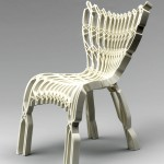 Ammar Eloueini, CoReFab #116 chairs, Models, 2006