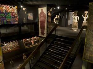 Vue de l'intérieur, Collection de l'art brut, Lausanne