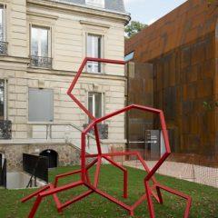 Marlène Rigler, Directrice du Centre d'art contemporain le 116 à Montreuil reçoit Artdesigntendance