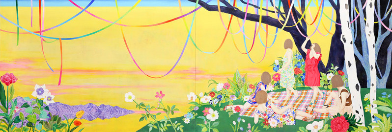 Naomi-Okubo, Party Forever,2013