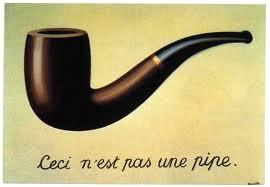 René Magritte, La trahison des images, 1929.