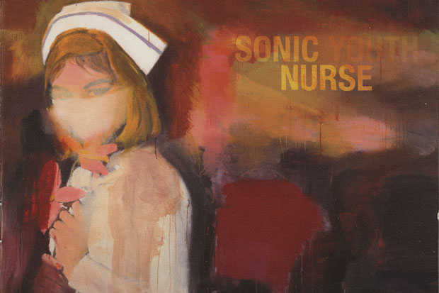 Richard Prince, pochette de l'album Sonic Nurse