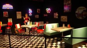 Foire de Lyon, Expo Rock Story, l'esprit fifties aux origines du Rock