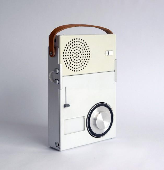 Dieter Rams, Premier design de walkman, fin des années 50