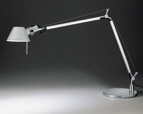 Michele De Lucchi, lampe Tolomeo
