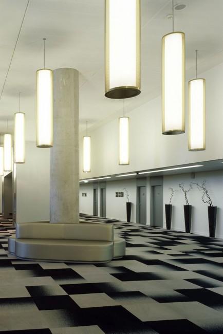 Espace public, Stade de France, 2008. Réalisation Studio Putman